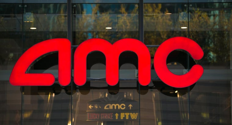 What Services Are Offered on the Official AMC Theatres Website?