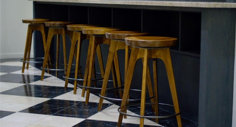 What Is the Average Height of Counter Stools?