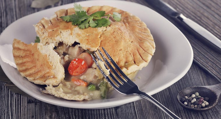 Can You Make Chicken Pot Pie Without Using Bisquick?