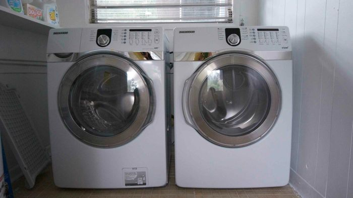 What Is the Best Rated Washer and Dryer?