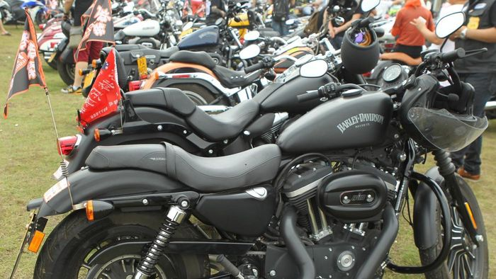 What Year Was the First Harley Davidson Built?