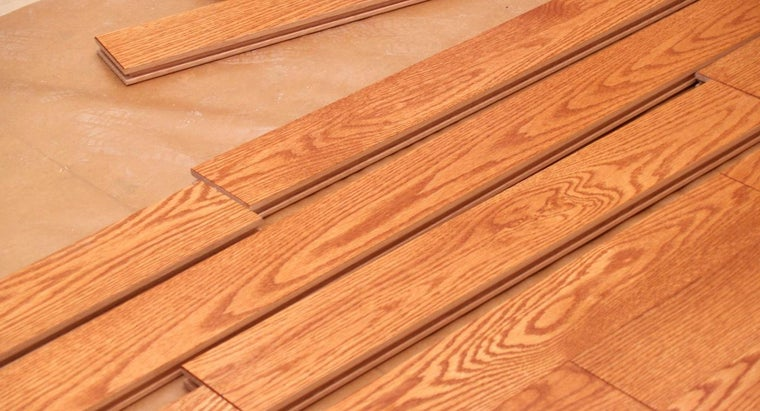 Which Types of Wood Are Hardwood?