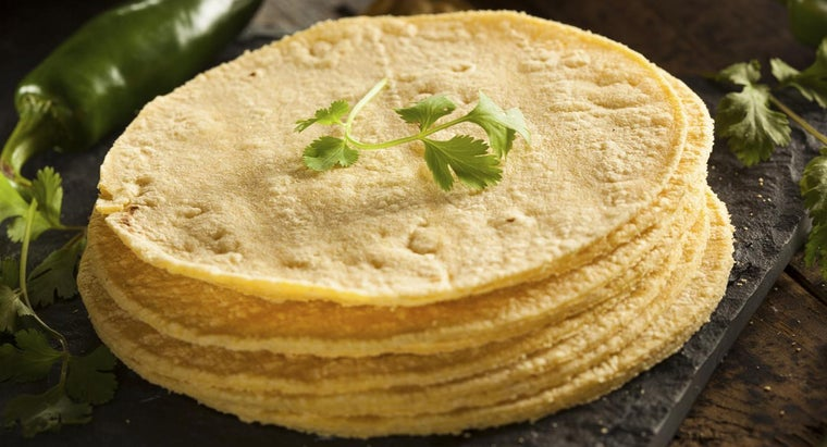What Is the Recipe for a Mexican Tortilla?