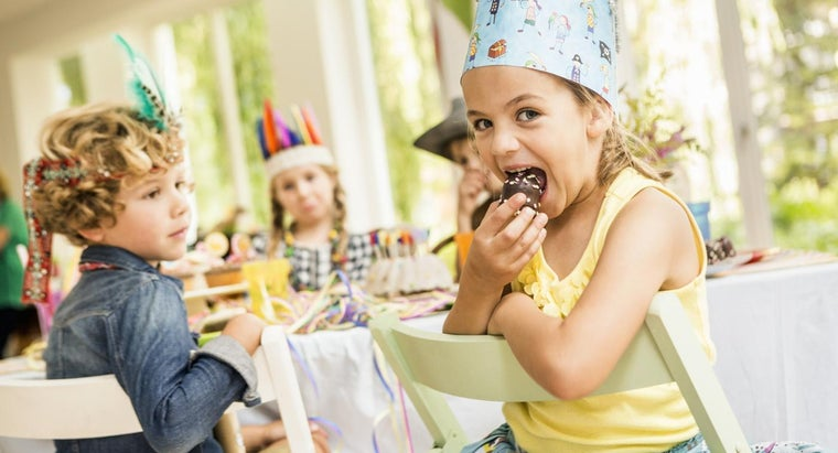 What Are Some Ideas for Indoor Kids' Birthday Party Games?