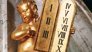 What Are Some Examples of the Ten Commandments?