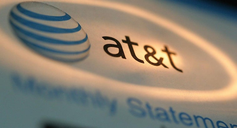 What Can You Do With an AT&T MyWireless Account?