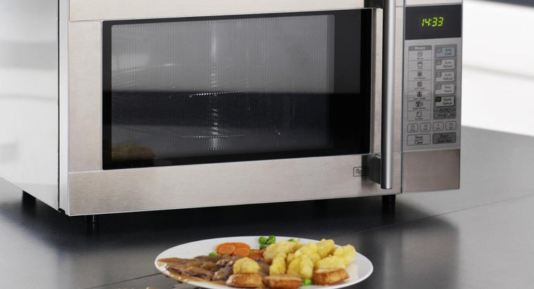 Are Basic Microwave Ovens Safe?