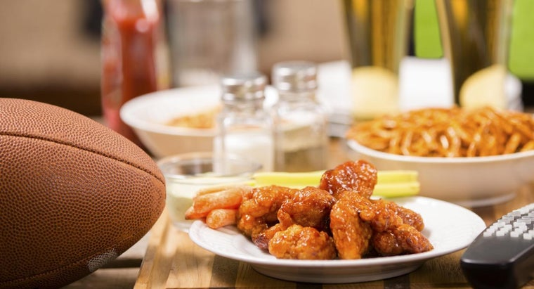 What Are Some Good Super Bowl Food Ideas?