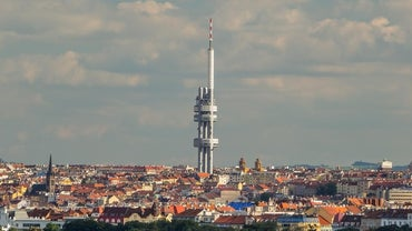 What Are TV Broadcast Towers?