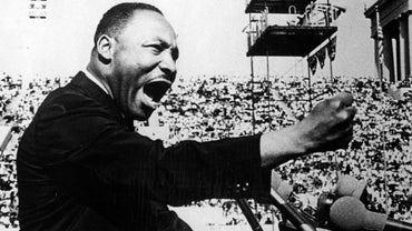 "Where Did MLK Give His ""I Have a Dream"" Speech?"
