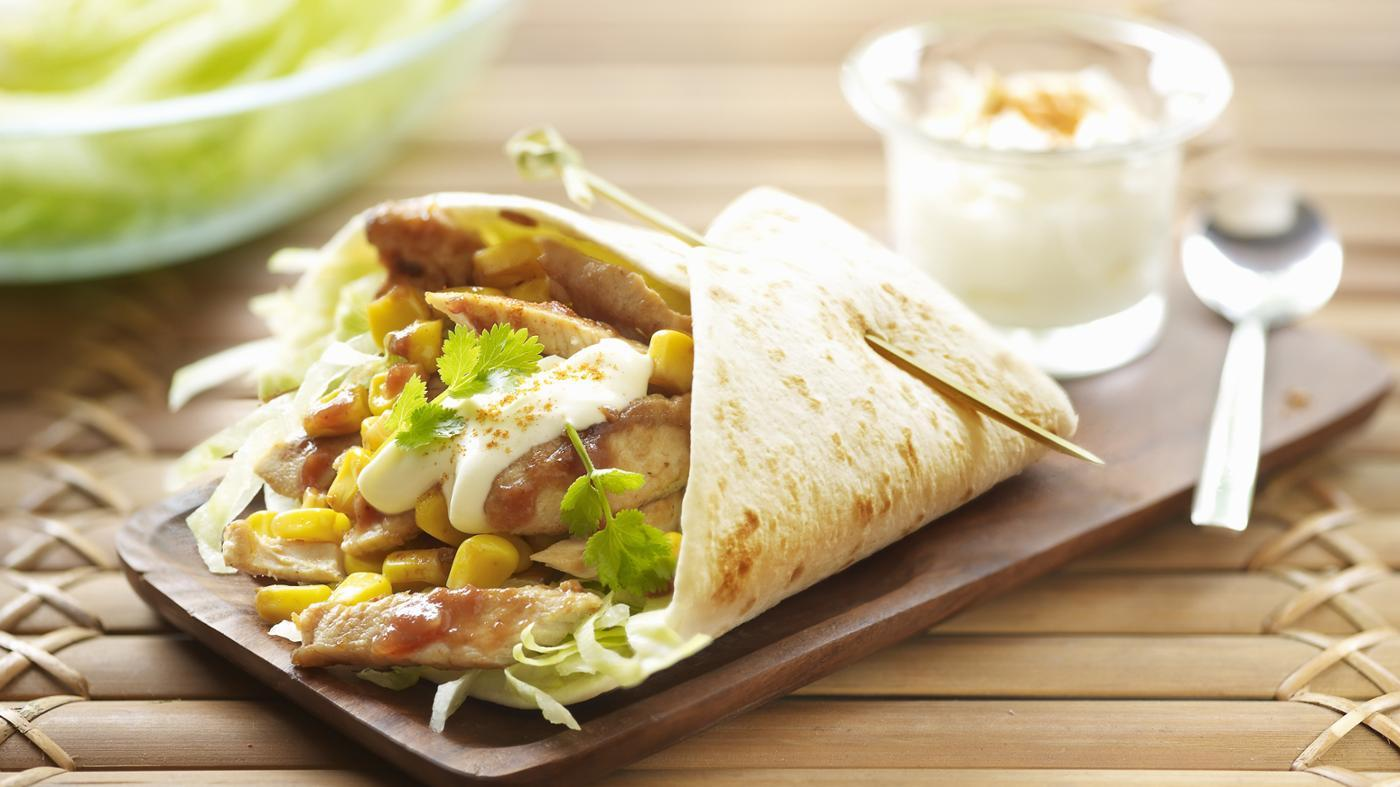 What Are Some Recipes Using Corn Tortillas?