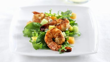 What Is a Good Shrimp Louie Salad Recipe?