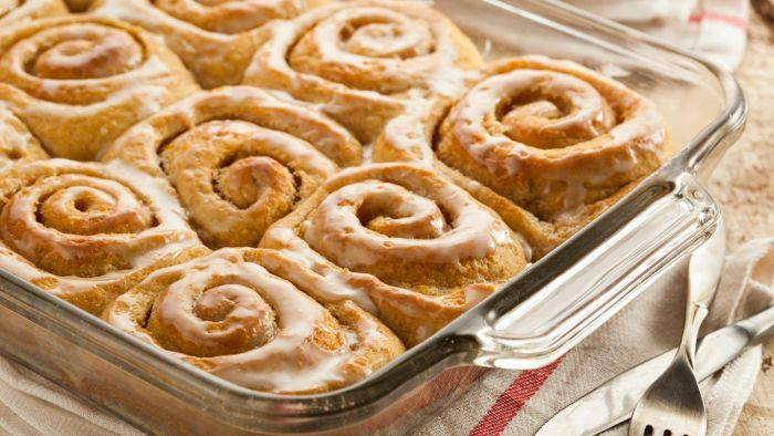 What Is a Good Homemade Cinnamon Roll Recipe?