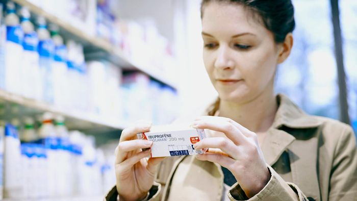 Does Ibuprofen Have Acetaminophen in It?