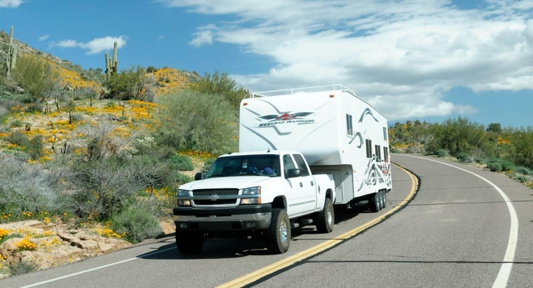What Is the Towing Capacity of Most Chevy Trucks?