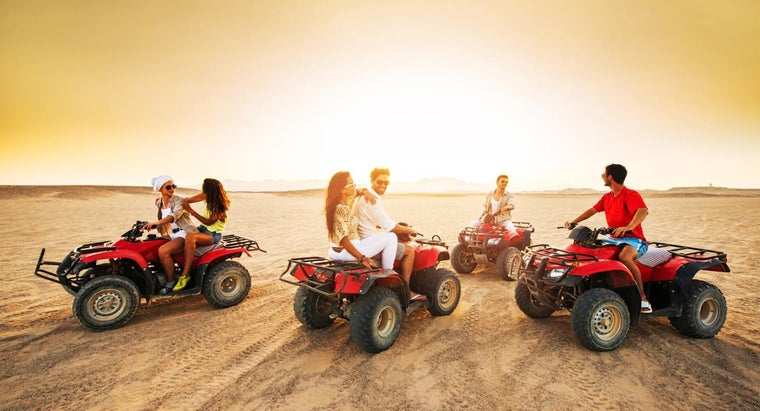 What Are Some Top-Rated Four Wheelers?