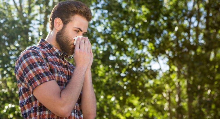 What Are Some Causes of a Sudden Nose Bleed?