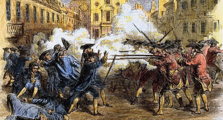 What Are Some Important Facts About the 1770 Boston Massacre?