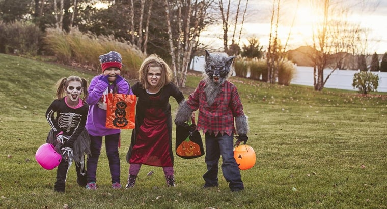 Where Are Some Places That Offer Trick-or-Treating in Georgia?