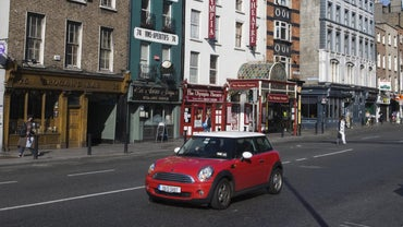 How Do You Get a Car Loan in Ireland?