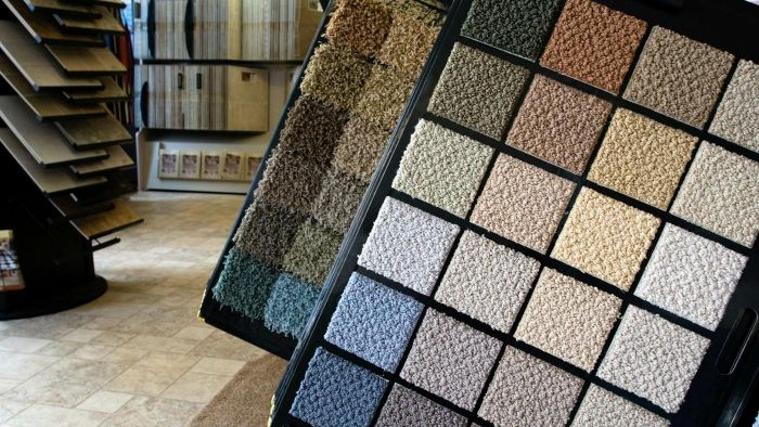 What are some quality types of carpets for a home?