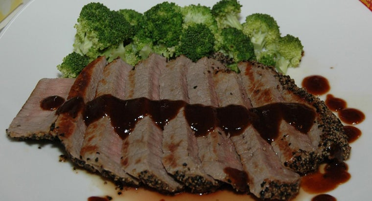 What Is an Easy and Healthy Steak Sauce Recipe?