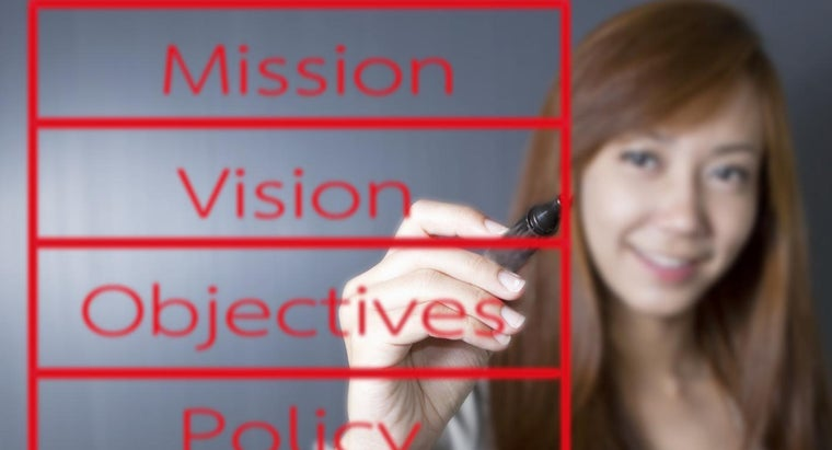 What Are Sample Mission Statements?