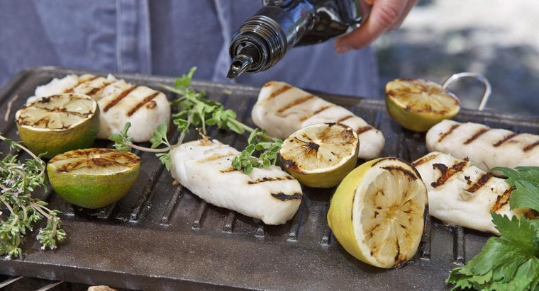 How Do You Grill Cod Fish?