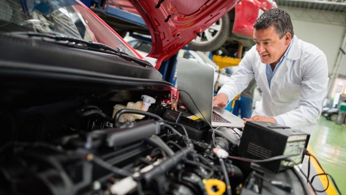 What are the steps to resetting your check-engine light?