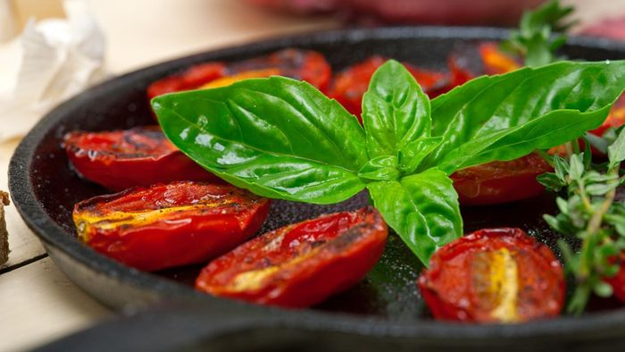 How Do You Oven-Roast Tomatoes?