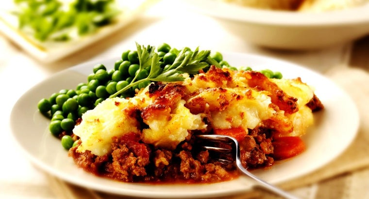 What Is a Good Recipe for Ground Beef Shepherd's Pie?