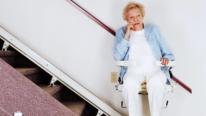 What Are Some Brands of Outdoor Stair Lifts?