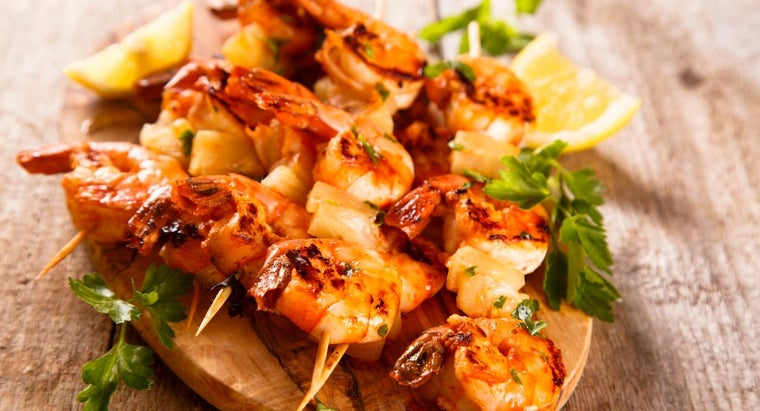 What Is an Easy Barbecue Shrimp Recipe?