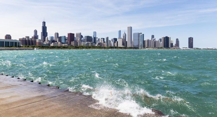 What Are Some Common Jobs for the City of Chicago?