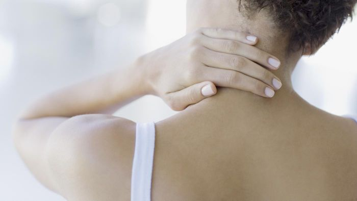 How can you avoid arthritis in the upper back?