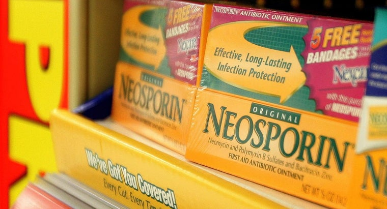 What Ingredients Are in Neosporin?