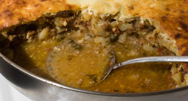 What Are Some Simple Moussaka Recipes?