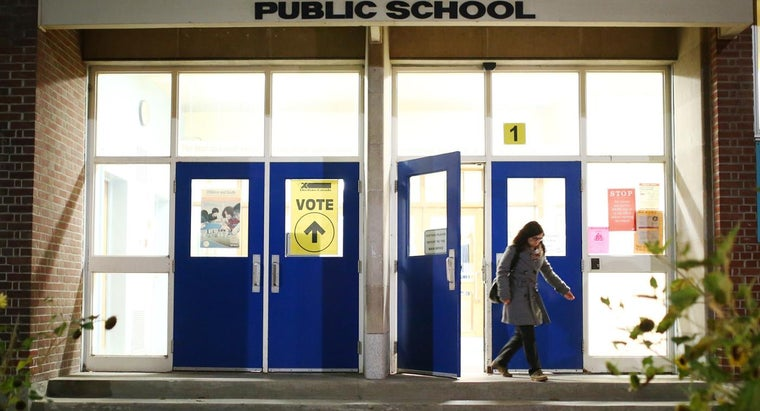 Where Are Polling Stations Located in Toronto?