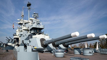 What Are Some Retired U.S. Navy Ships?