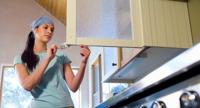 What Paint Should You Use for Kitchen Cupboards?