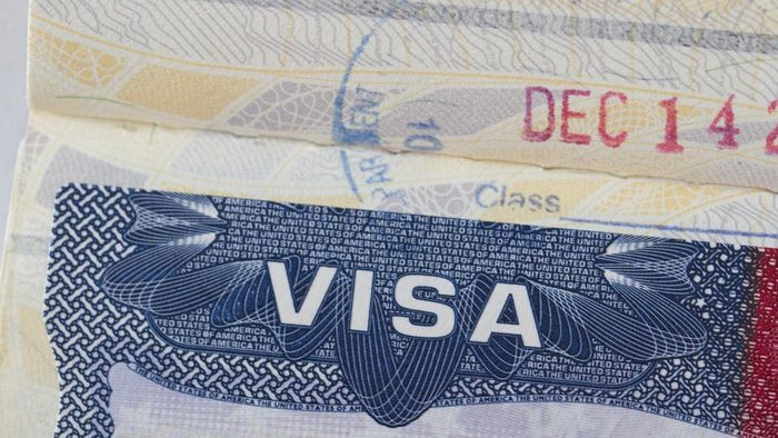 What are the requirements for obtaining a visa for a visit to the USA?