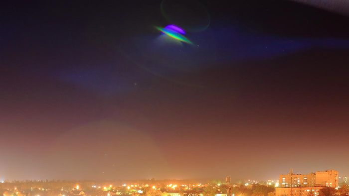 Where can you find information on current UFO sightings?