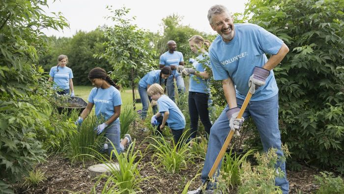 What Are a Few Types of Community Service Actions?