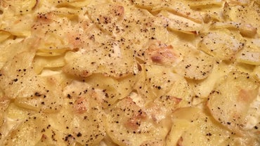 What Is Ina Garten's Recipe for Scalloped Potatoes?