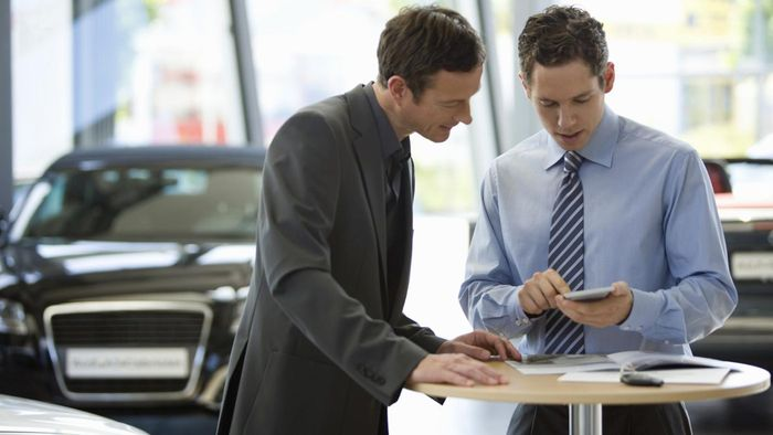 How Do You Find the Loan Value on a Car?