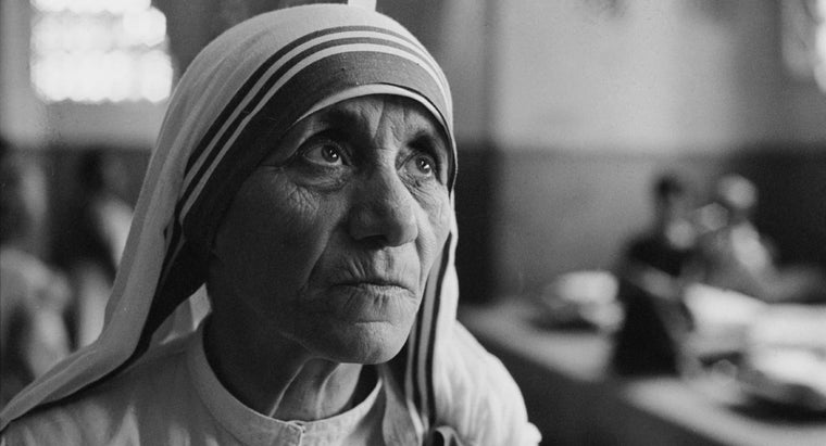 "When Did Mother Teresa Write the Poem ""Do It Anyway""?"
