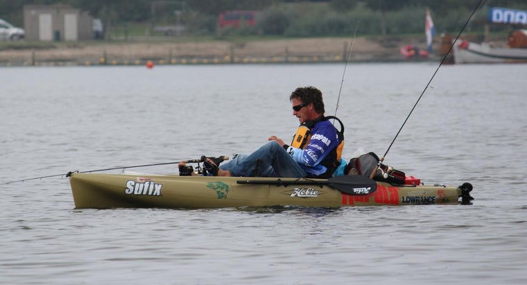 What Are Some Popular Models of Fishing Kayaks?