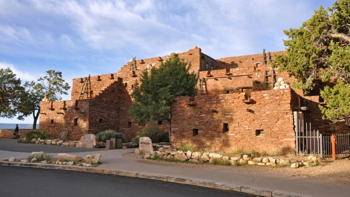 Where Did the Hopi Indians Live?