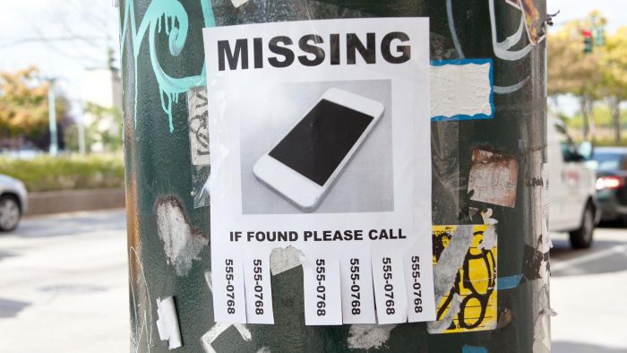 How Do You Use a Phone Locator to Find a Lost Verizon Phone?