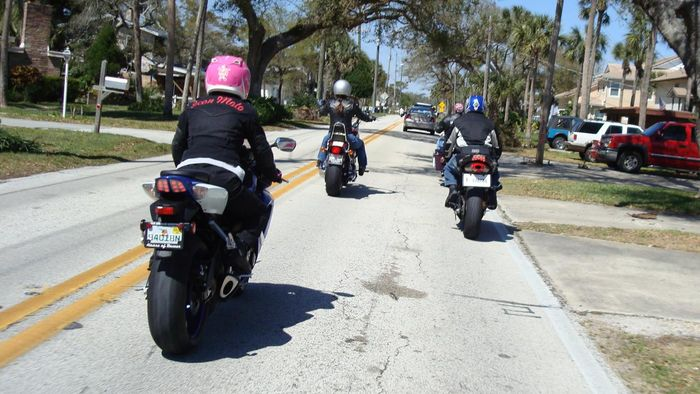 Where can you find the schedule for Daytona Bike Week?